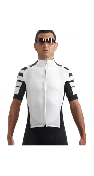 assos SS.cento Jersey Men whitePanther